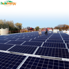 Bluesun Your best PV supplier Complete hybrid 10kw compact solar power system