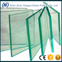 different thickness toughened glass