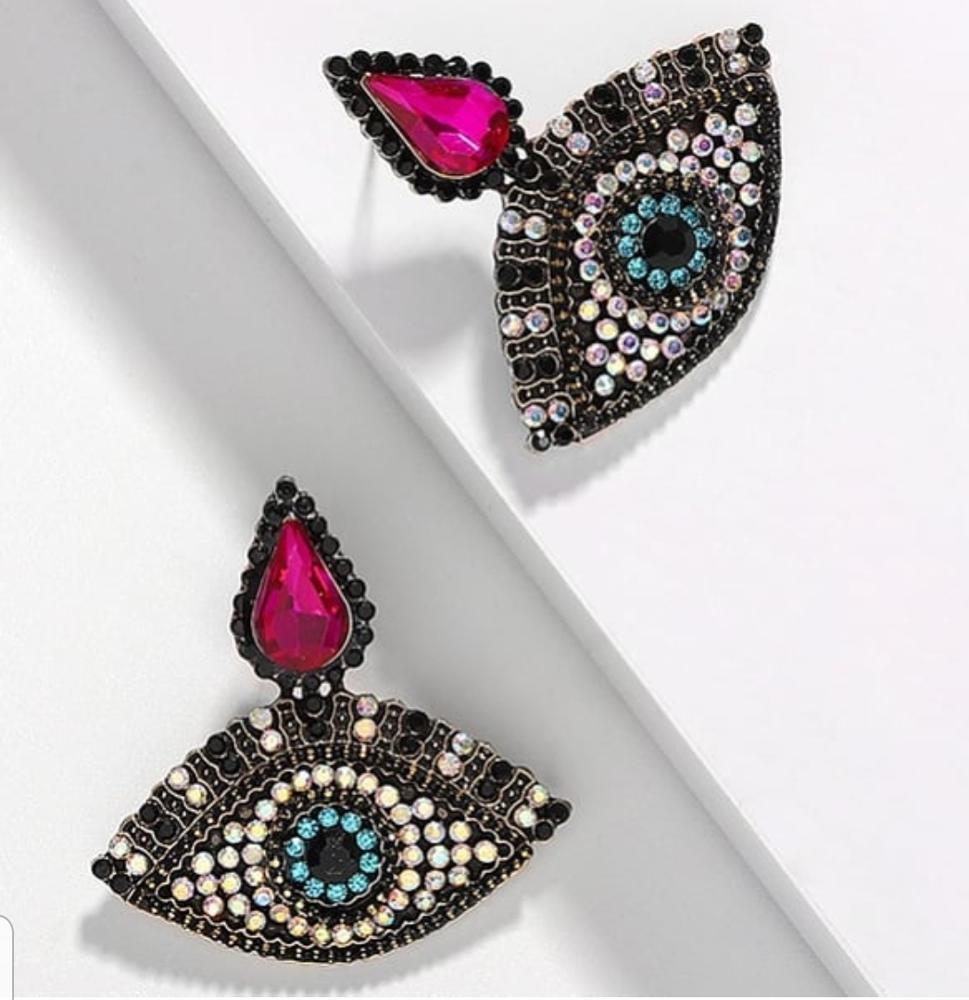 CM-Xinyee Wholesale charm earrings, beautiful zircon earrings, women's Earrings фото