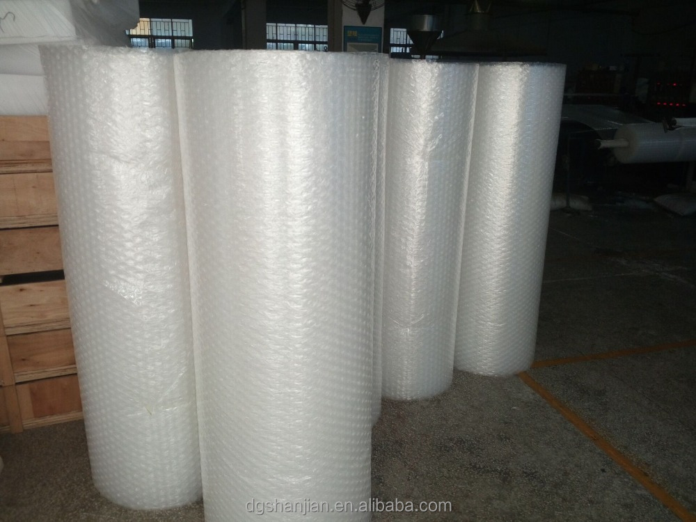 "Large Bubbles Perforated 250 ft 1/2""x12"" Bubble Padding Roll Packaging"
