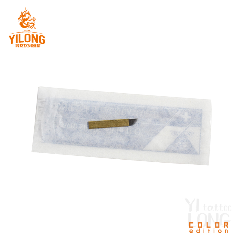 Yilong eyebrow needles factory for wired eyebrows-8