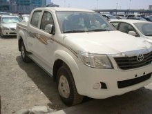Toyota Hilux 2013 model 2.5L double cabin 4x4