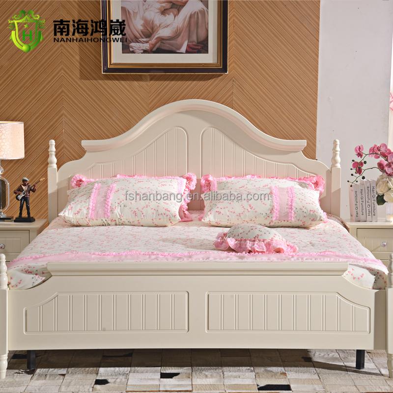 Ingrosso di colore bianco in legno provence in stile francese ...