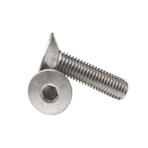 Alibaba hot sales high quality din 7985 cross raised cheese head machine screw