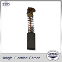 Trade assurance carbon brush for electric motor