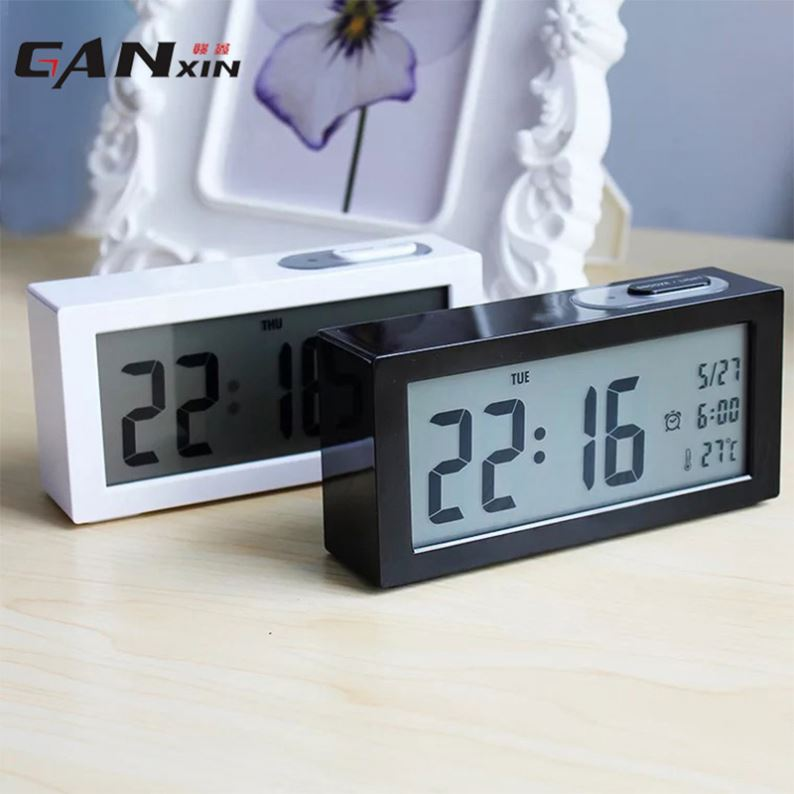 Ganxin Stile Moderno Alarm Clock Digital