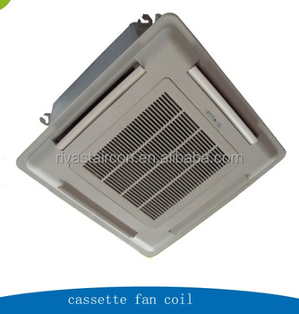 4 Way Ceiling Mounted Cassette Fan Coil Unit