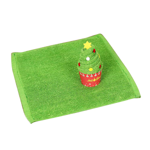 Creative and Practical Christmas Crafts Gift Towel