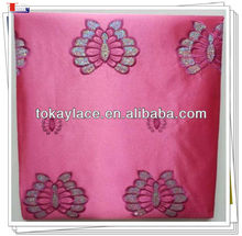 african sequin headtie fabric