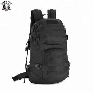 35L Tactical outdoor sport shoulder cycling bag camo acu military rucksack travel hiking nylon anti theft big backpack back pack