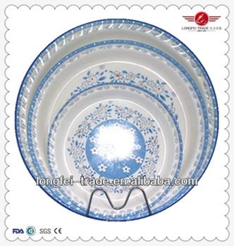 wholesale white melamine plates/flower ware melamine  sc 1 st  Alibaba & Wholesale White Melamine Plates/flower Ware Melamine - Buy Flower ...