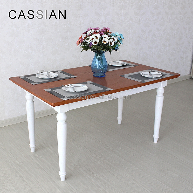 Modern Square Dining Table Design White Wedding Table