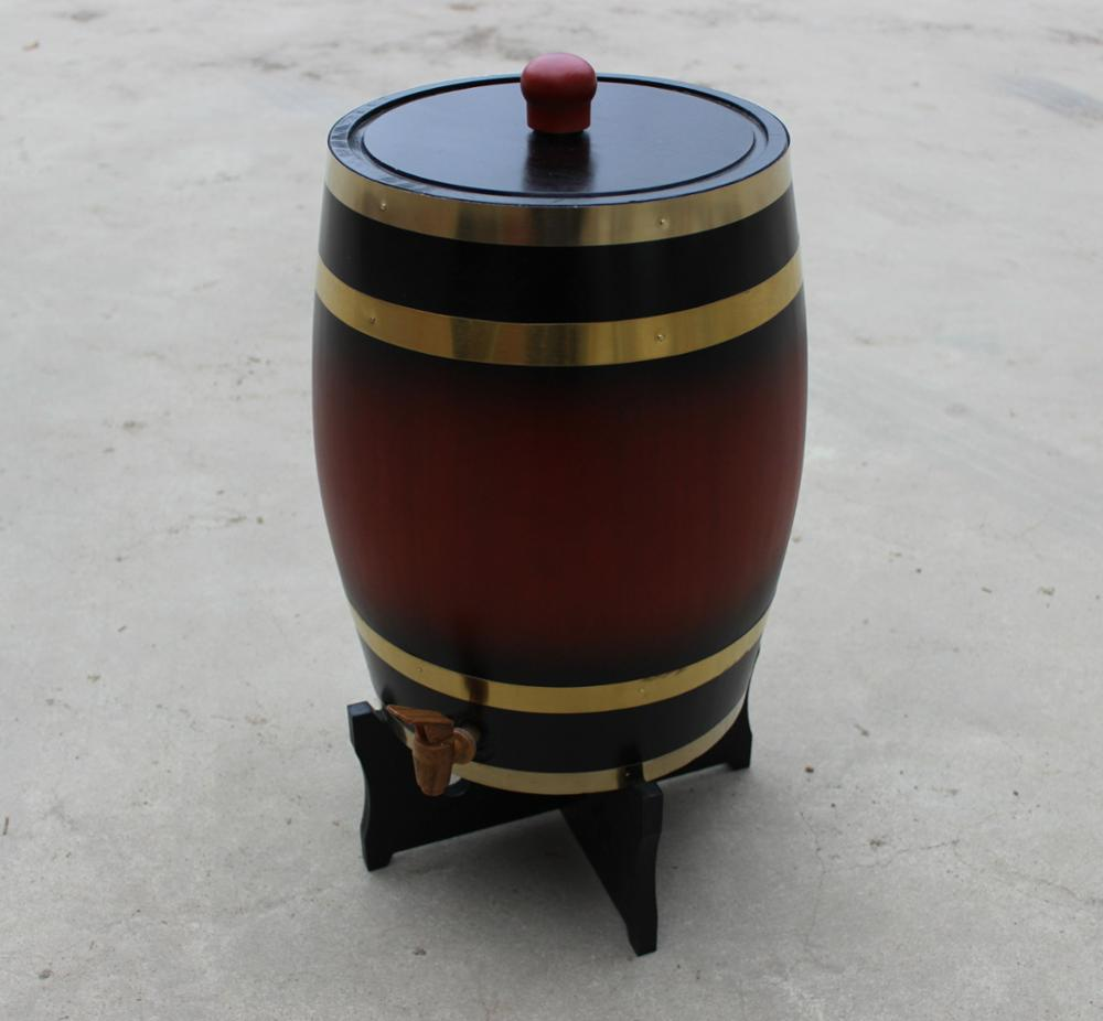 Custom Made Cheap Wooden Whiskey Beer Wine Barrels For