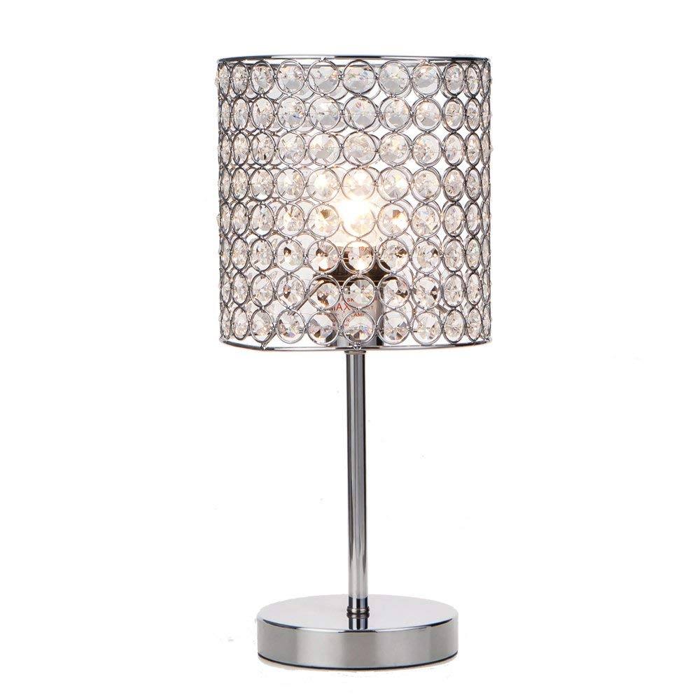Cheap Red Shade Crystal Table Lamp Find Red Shade Crystal Table