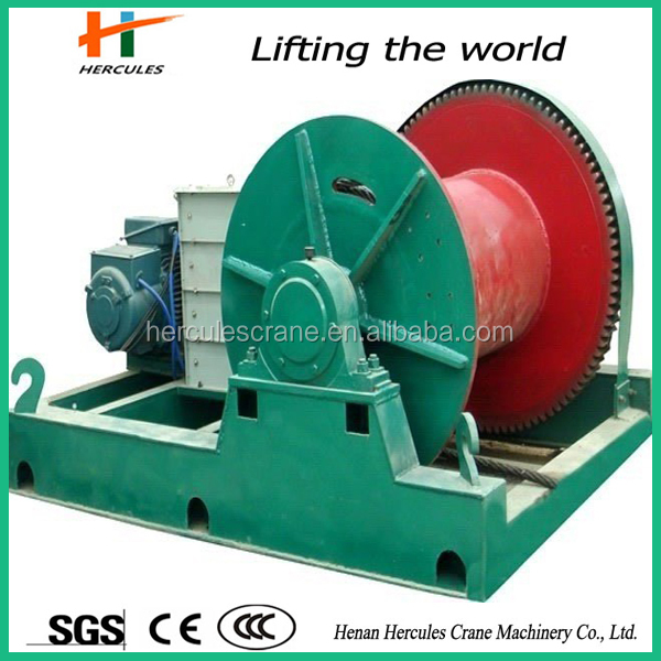 factory price winch electrical winch 12velectrical winch 12v from Henen Hercules