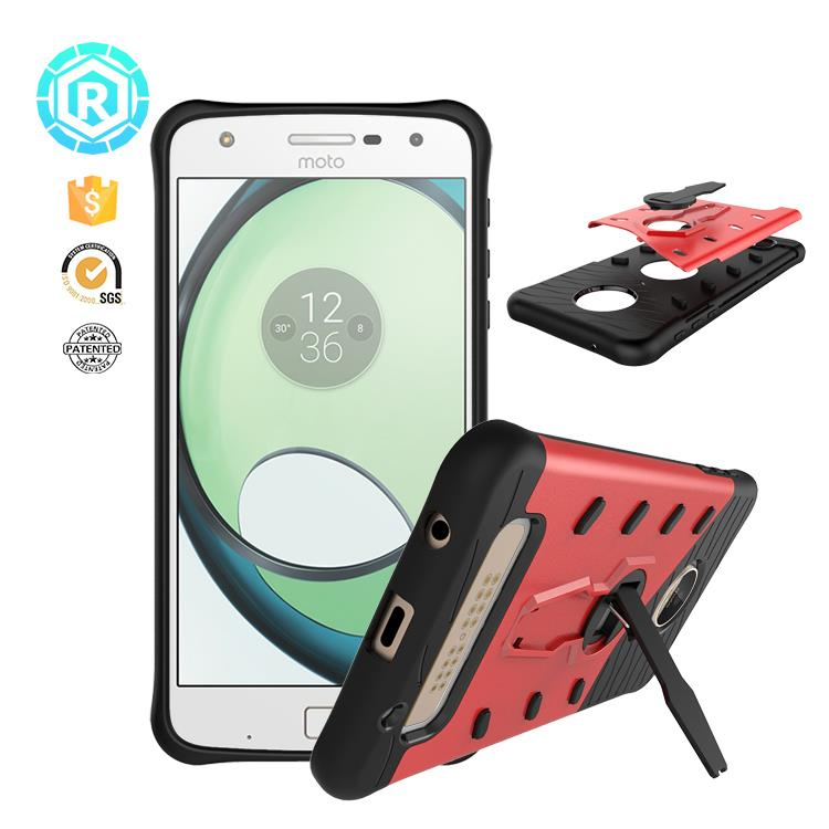 plastic material for motoz play mobile phone silicone case