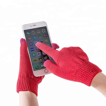 promo code 60137 20a97 Morewin Cheap Amazon Supply Knitted Smart Phone Touch Screen Winter Gloves  - Buy Touch Screen Winter Gloves,Cheap Touch Screen Winter Gloves,Amazon ...