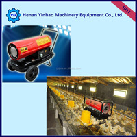 Yinhao Brand New Product with the high reputation Diesel Fuel/thermal oil heater/portable waste oil heater