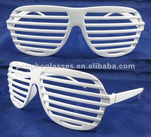 2013 NEW white party sunglasses with good quality
