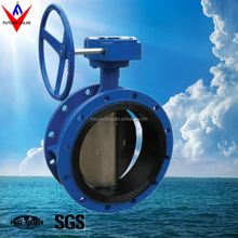 HIGH QUALITY CONCENTRIC DISC FLANGED BUTTERFLY VALVE PN10 PN16
