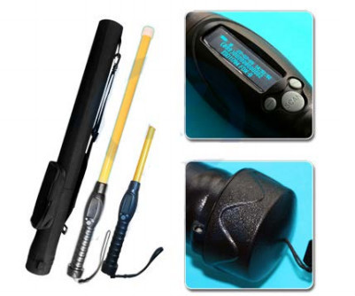 Waterproof ISO Bluetooth RFID Scanner For Livestock Identification