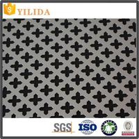 China supplier SS 304 perforated metal sheet for decorative