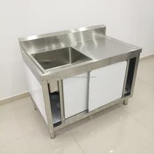 Stainless Steel Kitchen Sink Cabinet Wholesale, Kitchen Sink ...