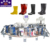 One Single Color Safety Boots Gumboots Rain Shoes Rain Boots Wellies Production Line