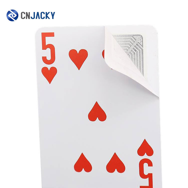 PLAYING  POKER CARDS 54 SHEETS WORLD CURRENCY