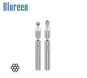 Newest Smokeless Dry Herb Vaporizer Tank Offer Blister Packaging for Vape Cartridges