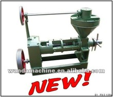 2012 hot sale small scale lemon-grass screw oil press machine
