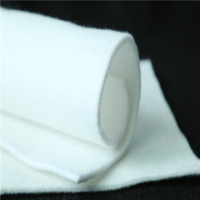 550g nonwoven pp short fiber geotextile drainage fabric with factory price
