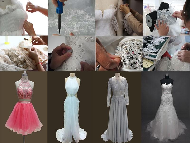 Brazil Sexy Applique Beaded Lace Wedding Dresses 2017 vestido de noiva 2 em 1 Plus Size White Long Bridal Gowns robe mariage CW7 18
