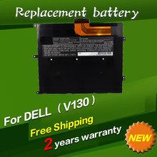 0PRW6G Laptop Battery OPRW6G PRW6G For Dell 0449TX 0NTG4J 312-8479 V130 V1300 T1G6P for Vostro V13 V13Z 3 cells