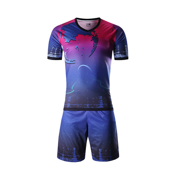 4fc1fe8580e Dye Sublimation Jersey Design Customized Football Jersey Online ...