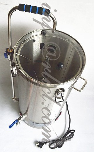 beer brewer 30L micro brewery beer brewing equipment stainless steel mash tun 30L 40Lwith CE certificate