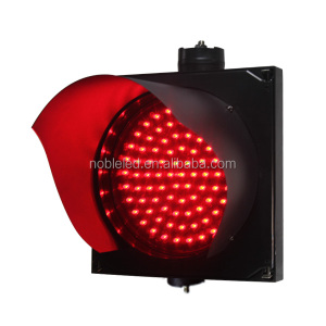 LED Clear Lens 200mm SolarTraffic Signals Light