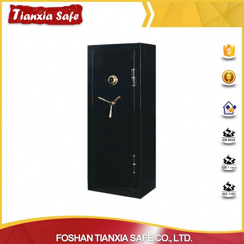 China factory 3 gun safe for sale with good quality