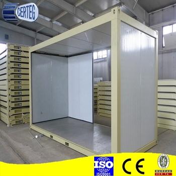 Freezer Cold Room Panels Pu Sandwich Panel Mini Van Truck
