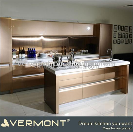 2017 nieuwe model moderne keuken kasten pantry kasten ontwerpen keuken kasten product id - Modele en ingerichte keuken ...