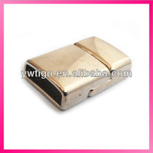 Wholesale1.5*2.5cm zinc alloy magnetic clasps for jewelry making