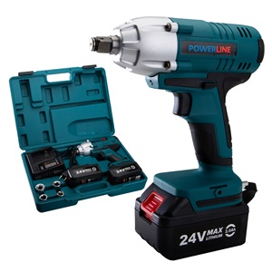 Hot sale spot retail and wholesale orders CORDLESS IMPACT WRENCH sending from Germany