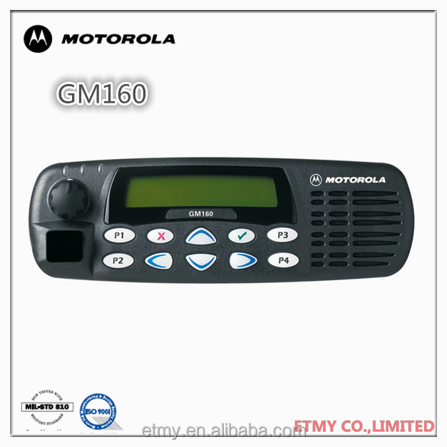 Wireless Repeater Of Motorola Gm160 Car Radio