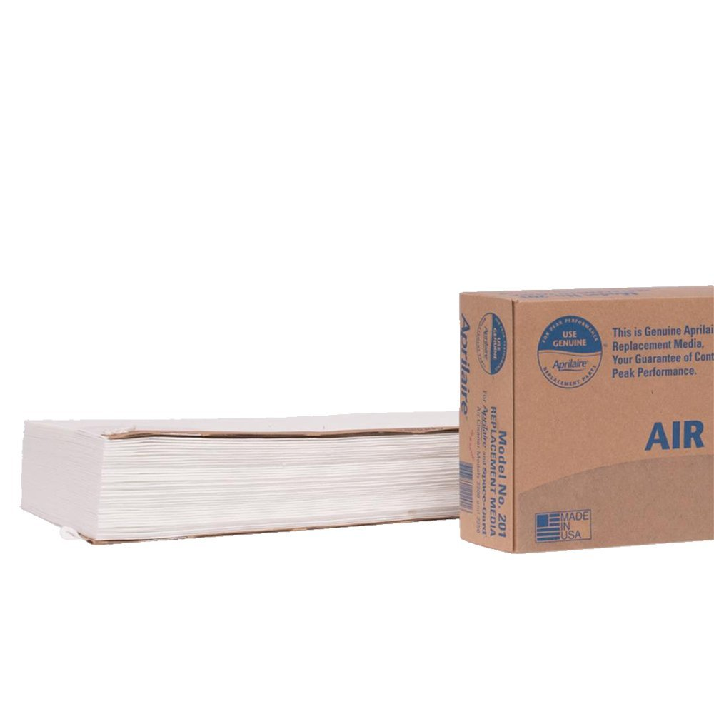 Aprilaire 201 Air Filter for Aprilaire Whole Home Air Purifier Models: 2200, 2250, Space-Gard 2200, MERV 10 (Pack of 1)