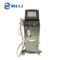 Blood Vessels Removal 808nm Diode Laser Hair Removal Machine / Pore Remover 755nm 808nm 1064nm Diode Laser