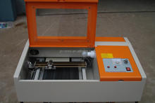 Jinan MINI laser stamp cutting machine