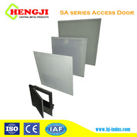 Stainless steel & galvanized duct access panel