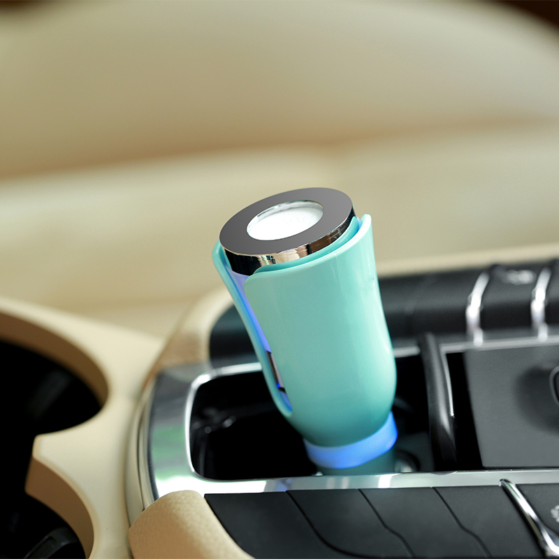New Arrival USB Charger Car Aroma Products Air Fresher Essential Oil Diffuser for Car