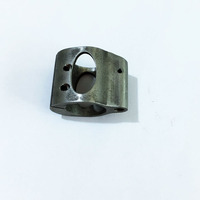 Tactical Steel Low Profile Micro Block 0.75 Inch steel Gas Block with pin