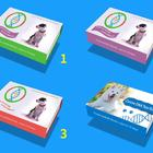 Disposable dna testing equipment animal pet pregnancy dog breed dna test kit